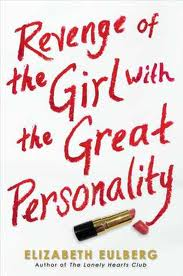 Book cover image of The Girl With the Great Personality